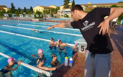 Wie Du als Quereinsteiger schnell das Schwimmen lernst