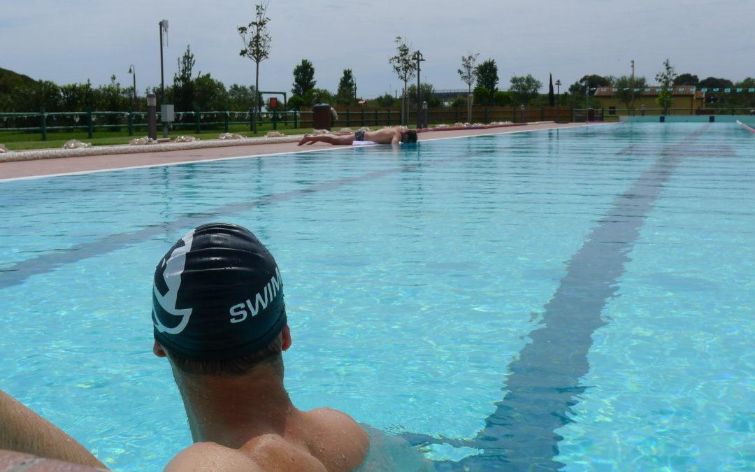 Mit diesen 5 Tipps schwimmst Du 2019 schneller!