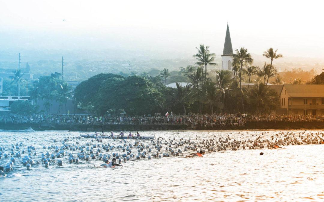 Ironman Hawaii 2018 | Was wir vom Schwimmen der Profis lernen können