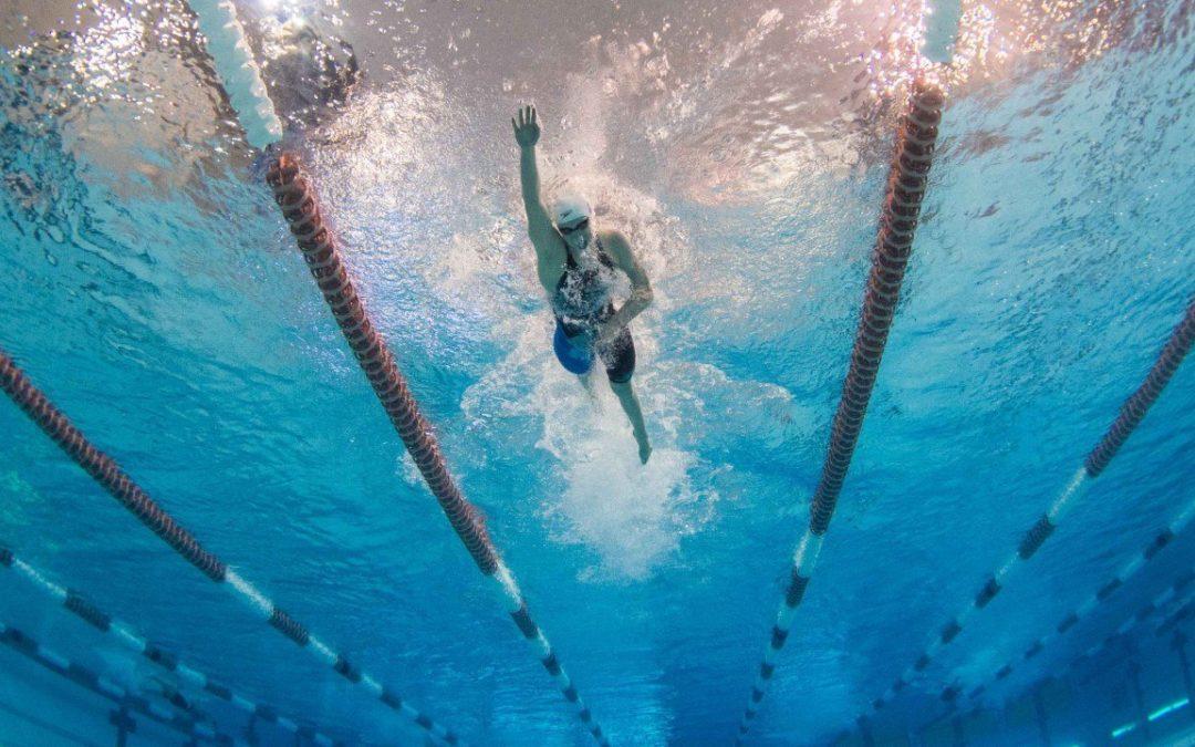 Basics im Kraulschwimmen – die Wasserlage!