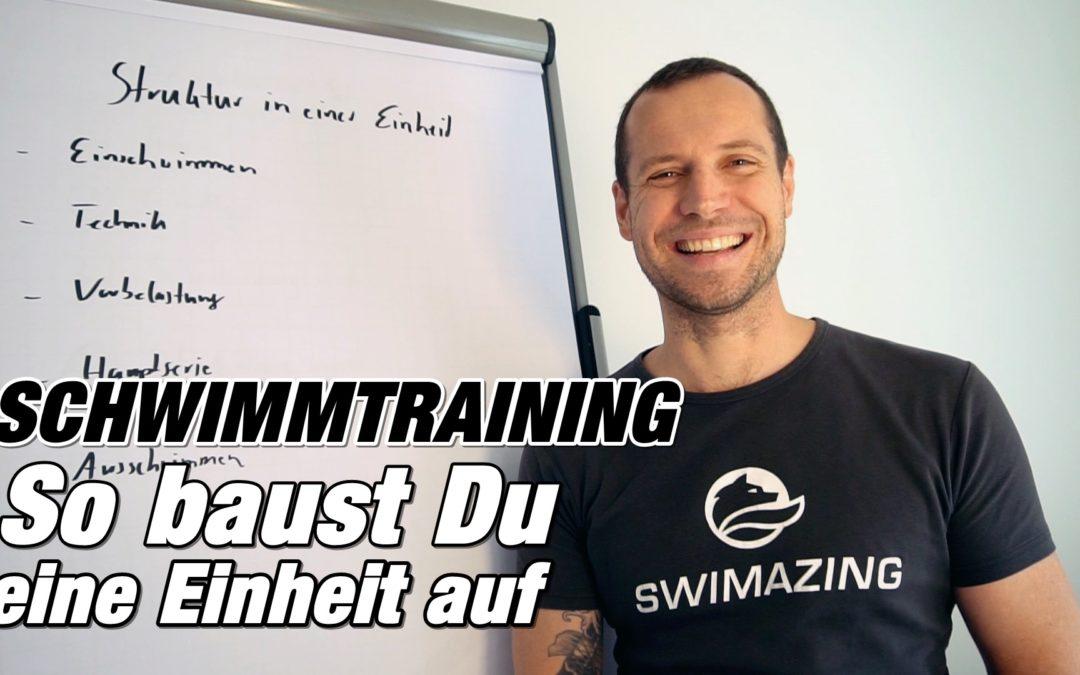 Kraulschwimmen lernen – SO sollte eine Trainingseinheit aufgebaut sein
