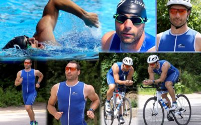 Kein Bock mehr auf Fußball, lass mal Triathlon machen!